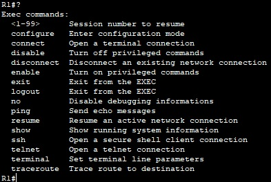 cisco10 commands