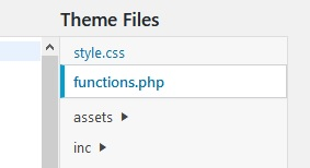 functions_php file